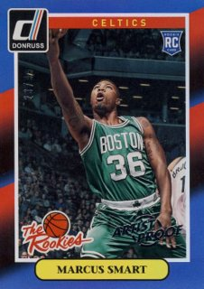 2014-15 PANINI DONRUSS RC Parallel Marcus Smart 99枚限定/Rookie Star RS2様