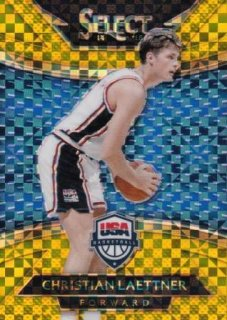 2014-15 NBA PANINI SELECT GOLD PRIZMS Christian Leattner【10枚限定】/MATCHUP OG 様