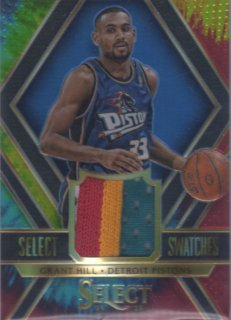 14-15 PANINI SELECT Swatches Tie-Dye Prizm Grant Hill 【25枚限定】 MINT梅田店 DA様