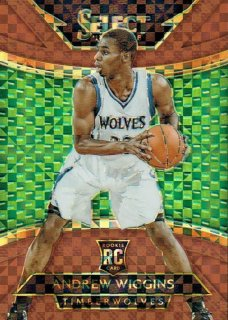 14-15 SELECT Copper Andrew Wiggins【49枚限定】えびすスポーツカード CP3様