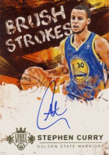 2014-15 PANINI COURT KINGS Auto Stephen Curry 【49枚限定】Rookie Star RS31様