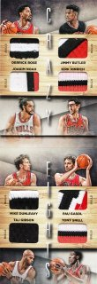 2014-15 Panini Preferred Crazy Eights Booklet Chicago Bulls set Prime【25枚限定】MINT札幌店 よし様