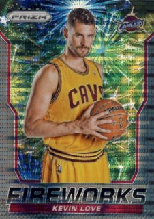 2014-15 PANINI PRIZM Black Kevin Love 【1枚限定】Rookie Star RS36様