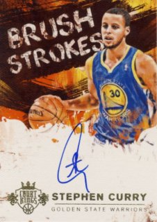 2014-15 PANINI COURT KINGS Auto Stephen Curry【 40枚限定】Rookie Star RS46様