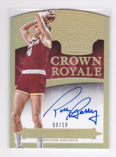 2014-15 Panini Preferred Rick Barry Auto 10枚限定 /ポニーランド店 Mu様