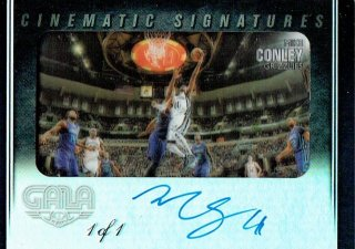 14-15 GALA Auto Mike Conley【1枚限定】えびすスポーツカード CP5様
