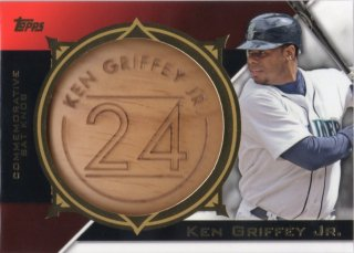 2015 TOPPS Series 2 Commemorative Bat Knob Card Ken Griffey Jr. 梅田店 マンジール様