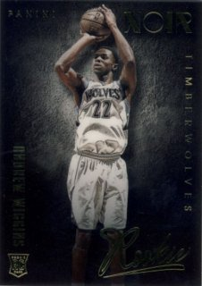 2014-15 PANINI NOIR RC Andrew Wiggins 【99枚限定】Rookie Star RS9様