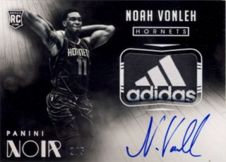 2014-15 PANINI NOIR RC Tag Patch Auto Noah Vonleh 【5枚限定】Rookie Star RS9様
