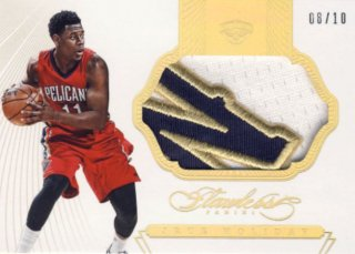 2014-15 PANINI Flawless Patch Jrue Holiday【10枚限定】 Rookie Star RS9様