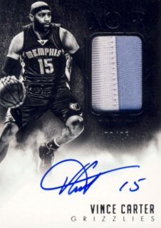 2014-15 PANINI Noir Patch Auto Vince Carter【25枚限定】 Rookie Star RS29様