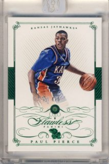 2014-15 PANINI Flawless Emerald Paul Pierce 【5枚限定】Rookie Star RS9様
