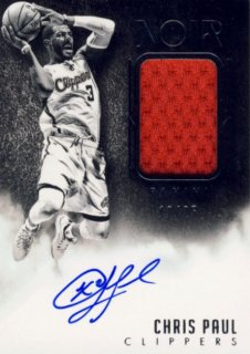 2014-15 PANINI Noir Patch Auto Chris Paul 【25枚限定】Rookie Star RS9様
