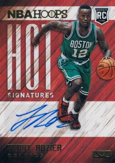 2015-16 PANINI HOOPS Hot Signatures Terry Rozier / MINT新宿店354 とし様