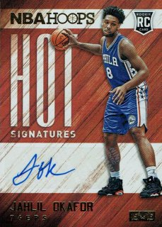 15-16 HOOPS Auto Jahlil Okafor えびすスポーツカード CP1様