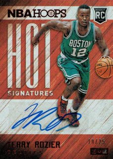 15-16 HOOPS Auto Red Terry Rozier 【25枚限定】 えびすスポーツカード CP3様