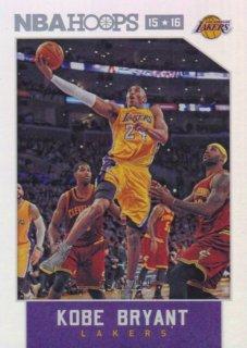 2015-16 PANINI HOOPS PARALLEL Kobe Bryant 【299枚限定】 / MINT池袋店 ジョーカー様