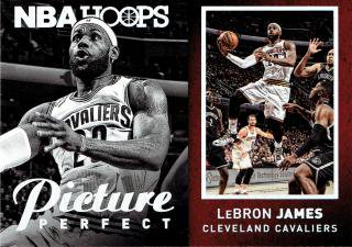 2015-16 PANINI HOOPS Picture PERFECT Lebron James /MINT立川店 KD様