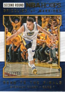 15-16 PANINI HOOPS Road to the Finals Card Stephen Curry 【999枚限定】 MINT梅田店 かりぃ様