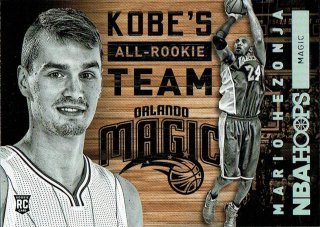 15-16 HOOPS Kobe's All-Rookie Team Mario Hezonja えびすスポーツカード CP4様