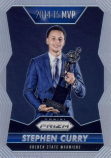2015-16 PANINI PRIZM MVP Prizm Stephen Curry Rookie Star RS50様