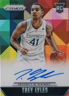 2015-16 PANINI PRIZM Rookie Autographs Trey Lyles / MINT新宿店 446 CP3様