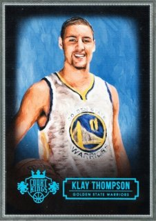 2015 Panini Court Kings Klay Thompson Portraits Sapphire PARALLEL 【25枚限定】ミント札幌店 ゾンビ様
