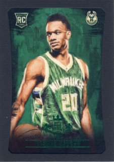 2015-16 PANINI COURT KINGS Green Rashad Vaughn 【10枚限定】Rookie Star RS9様