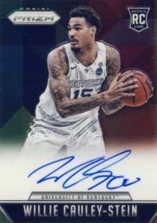 2015-16 PANINI TOTALLY CERTIFIED Auto Willie Cauley-Stein Rookie Star RS9様