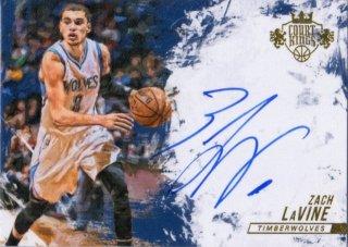 15-16 Panini Court Kings Autograph Card Zach LaVine 【99枚限定】 MINT梅田店 1CTいったった様