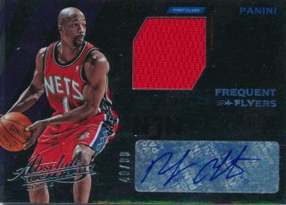 2015-16 PANINI ABSOLUTE Jersey Auto Rafer Alston【99枚限定】 Rookie Star RS31様