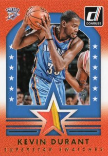 15-16 Panini Donruss Patch Jersey Kevin Durant【25枚限定】 MINT福岡店 ダンク王様