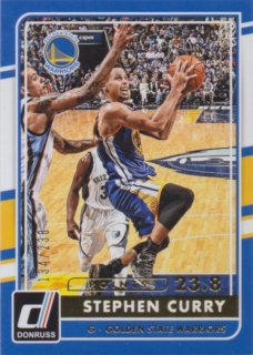 2015-16 PANINI DONRUSS POINTS PARALLEL Stephen Curry 【238枚限定】 / MINT池袋店 ジョーカー様