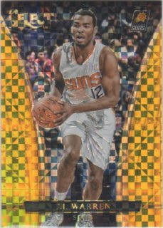 15-16 Panini Select Courtside Gold Prizms PARALLEL T.J. Warren【10枚限定】 ミント横浜店 パスタ様