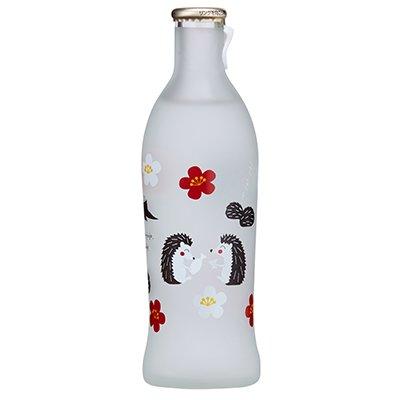 干支ボトル 純米吟醸 めでたの子 240ml(クリアケース入り)