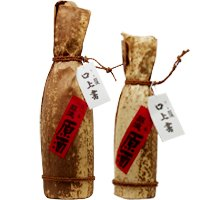 純米吟醸原酒 竹の皮包み 720ml
