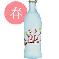 四季の純米吟醸デザインボトル 春のさえずり 240ml