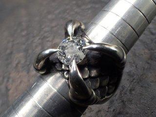 ダイヤモンドw/ミディアムアイアンクローリング