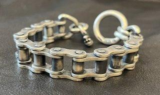 Bike Chain Bracelet (Small) [B-76] 22cm(6コマ)