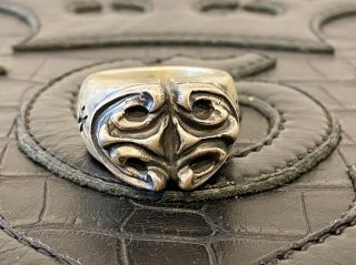 Sculpted Oval Ring [R-11]