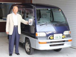 スバル ドミンゴ1.2GV-R 4WD FA8
