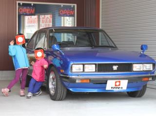 いすゞ 117クーペXG 5MT PA96