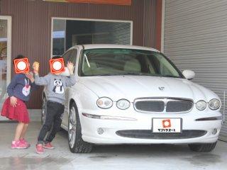 ジャガー Xタイプ V6 J51YB