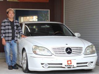 メルセデスベンツ S500L ロリンザーF01仕様 W220