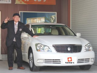 トヨタ クラウンロイヤル3.0 ロイヤルサルーン GRS182