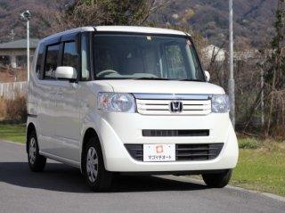 ホンダ NBOX 660G 4WD JF2