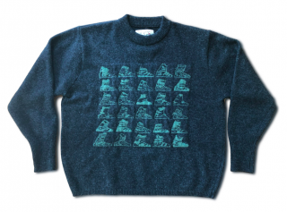 <img class='new_mark_img1' src='https://img.shop-pro.jp/img/new/icons1.gif' style='border:none;display:inline;margin:0px;padding:0px;width:auto;' />BOOTS SWEATER