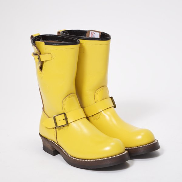 REV ENGINEER BOOTS(YELLOW)