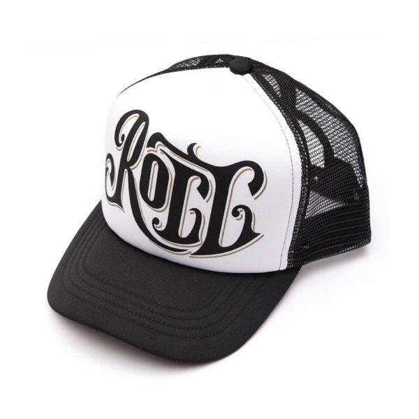 GOTHIC LOGO MESH CAP