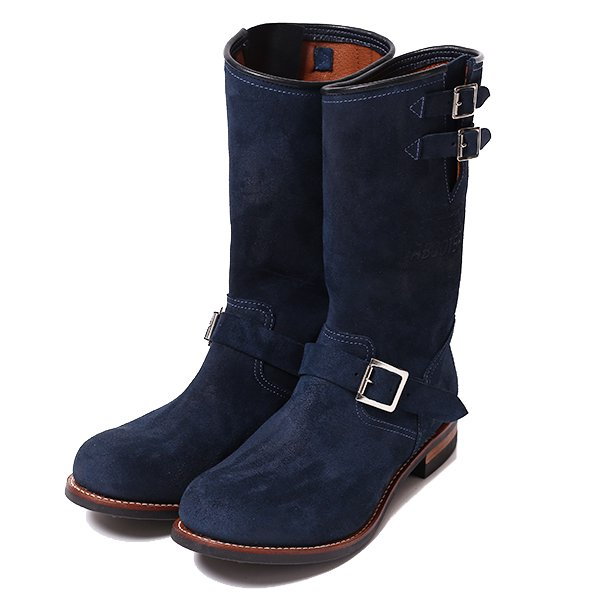 <img class='new_mark_img1' src='//img.shop-pro.jp/img/new/icons20.gif' style='border:none;display:inline;margin:0px;padding:0px;width:auto;' />REBELS SUEDE ENGINEER BOOTS